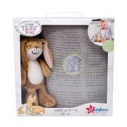 Guess How Much I Love You Soft Toy & Blanket Gift Set